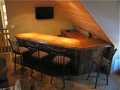 rustic bar, barn wood furniture, rustic furniture