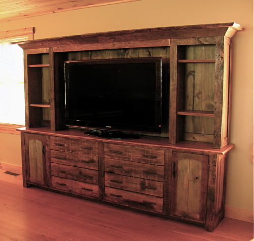 Custom Rustic Furniture By Don Mcaulay Rustic