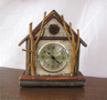 rustic clock, rustic furniture, Christmas gift
